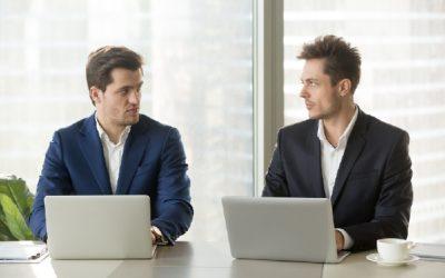 C'est l'histoire d'une entreprise qui embauche (débauche ?) des salariés d'un concurrent…