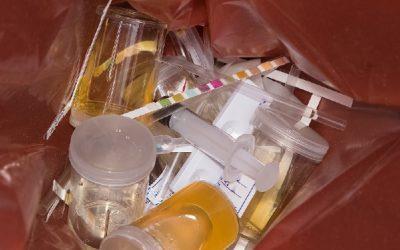 Déchets médicaux des patients en auto-traitement : à collecter !
